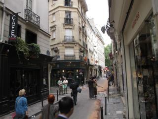 Bohemian Duplex in Center Latin quarter St Germain, Paris