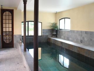 la grenade bleue chambre d'hôte piscine-spa sauna, Pons