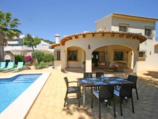 4 bedroom Villa in Moraira, Valencia, Spain : ref 5047149