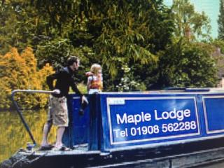 Maple Lodge Barge