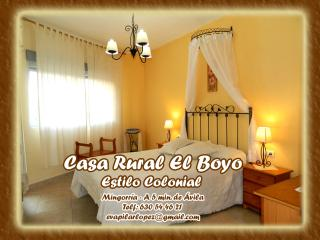 EL BOYO, Province of Avila