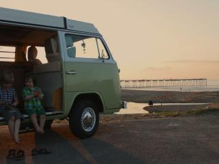 Vw Camper van Hire Sweet Campers - Olive