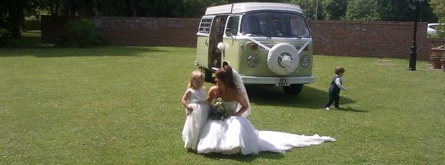 we even do full chauffeur wedding transport