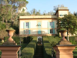 apartment in villa, Sestri Levante