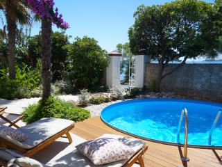 Luxury seafront villa, waterfront, private pool