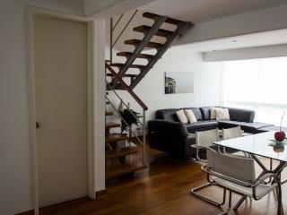 A Duplex Apartment in Miraflores, Lima