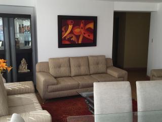 Luxury 3BD Apartment in Miraflores, Lima