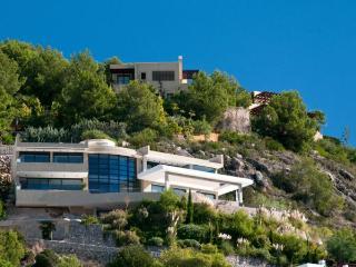 Villa with beach,terrace Ibiza, San Juan Bautista