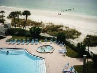 Beachfront Condo, Ocean Sands #502, Madeira Beach