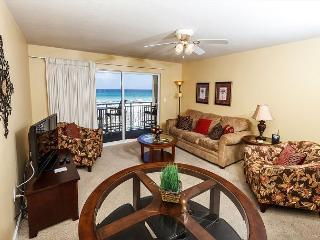 PI 210 Beachfront with fitness room, heated pool, hot tub, BBQ grills., Fort Walton Beach