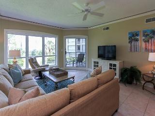 4102 Windsor Court - Beautiful !!!  Sunny & Bright 1st Floor Oceanview Villa., Hilton Head