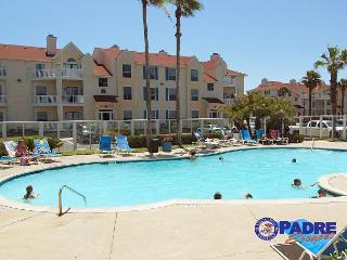 1st floor property that's close to the beach and comes with lots of amenities, Corpus Christi