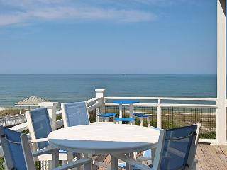 Beachfront Home with Pool, Extra-wide Decks, North Cape**05/21/16 $6950/wk, Cape San Blas