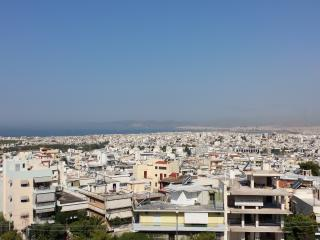 3 bedroom apartment, beautiful sea & mountain view, Atenas