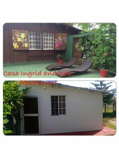 Additional apartment for 1-2 persons in the backyard, fully equipped, which is separately published