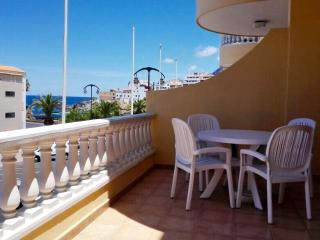 Ocean front family place resort Puerto Santiago with WIFI