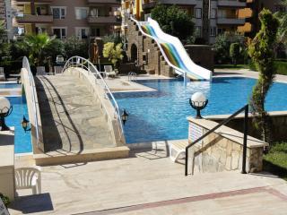 Toros 1 2+1 luxury apartments