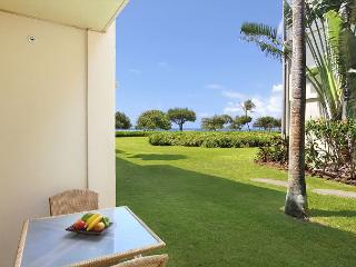 H107 is ****STEPS TO THE BEACH ***G/F bliss*** FAST WIFI ***