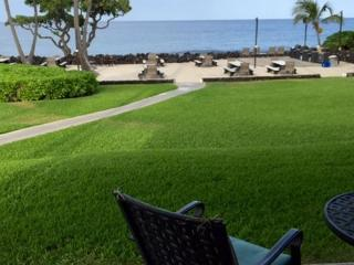 Kona Isle D4 Ground Floor, OCEANFRONT UNIT, Wifi!, Kailua-Kona