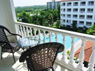 Luxury 1 bedroom penthouse Jomtien (BSL SA F5 R516, Pattaya