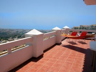 Gran terraza vistas al mar. Piscina, aparcamiento, Rincón de la Victoria