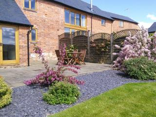 The Granary patio