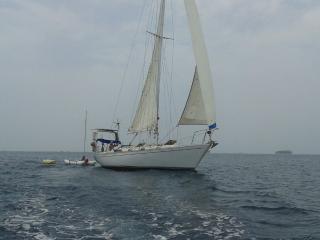 Velero Winfli Sailing adventure San Blas, El Porvenir