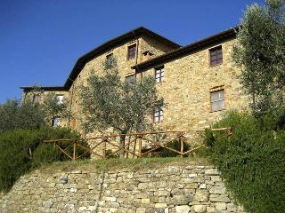 CASTELLO DI GAICHE - ORACOLO, Piegaro