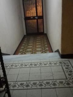 Entrance of main door