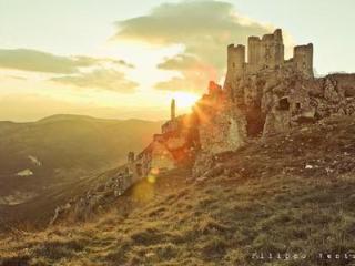 rocca calascio charming home, Calascio