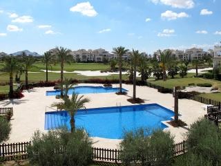 Luxury Golf Apartment with shared pool, Región de Murcia