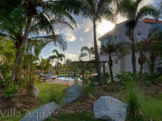 Villa Aqua-Newly Renovated Villa in Palmas Del Mar resort w/ Ocean view, Private Pool, Hot Tub(SC43), Humacao