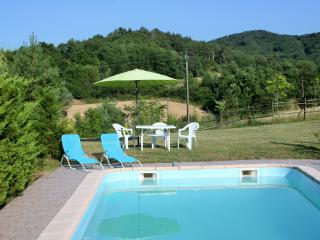 Delightful gite in the heart of the countryside Puivert/Rivel.Reduced prices.