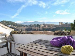 Cozy Apartment View to Alhambra, Grenade
