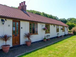 BRON BERLLAN UCHAF, family friendly, country holiday cottage, with a garden in