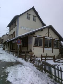 Independent private chalet/hotel with garden