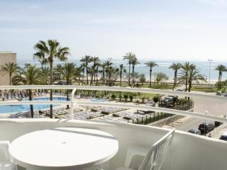 Great Apartment Presi with pool full sea view, Cala Millor