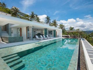 Villa Zest, 5 bedroom villa with stunning sunsets, Surat Thani