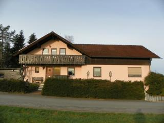 Flat with mountain and lake views, Weissenstadt
