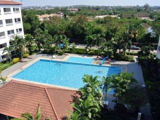 Studio condo on the 5th floor (BSL SC F5 R502), Pattaya