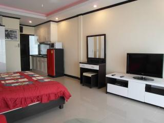 New studio condo with rural view (BSL TA F5 R503), Pattaya
