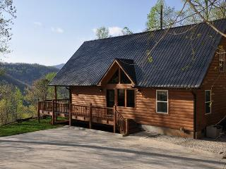 Sunrise in the Smokies - Quiet Mountainside Log Cabin - Amazing View, Beautiful, Bryson City