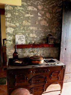 La cucina antica