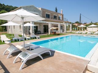 Luxury Villa Victoria Corfu