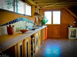 Cuisine spacieuse- confort et nature