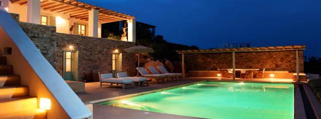 Dandelion Mykonos Luxury Villa, Mykonos-Stadt