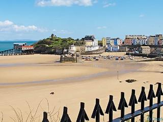 The property is also just a short drive from Tenby beach.