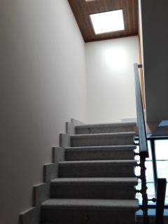 Escaleras desván