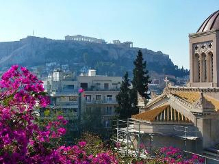 Welcome to the Center of Athens!