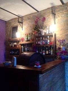 In Bar delle Viole.